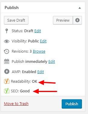 publish box seo analysis