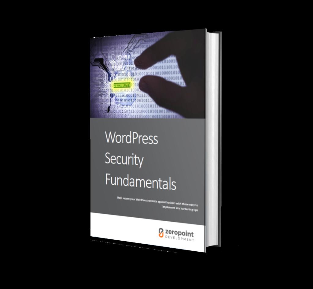 WordPress Security Fundamentals eBook