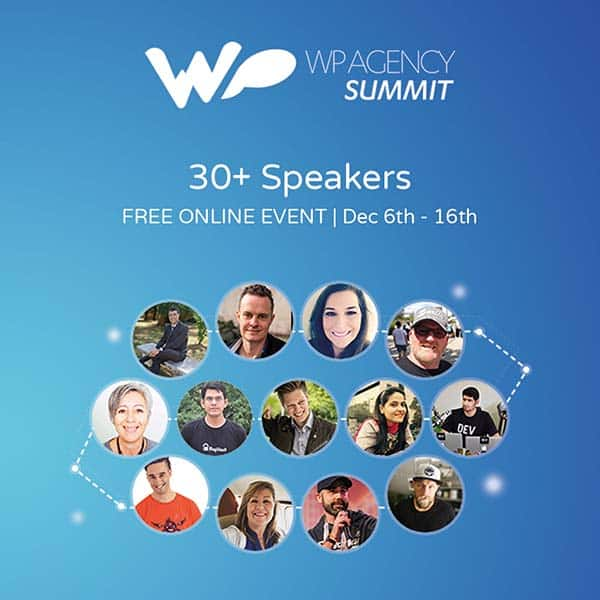 WP Agency Summit 2019
