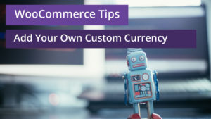 woocommerce add custom currency