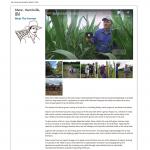Plate2Farm Farmer Tracking - Kialla Pure Foods